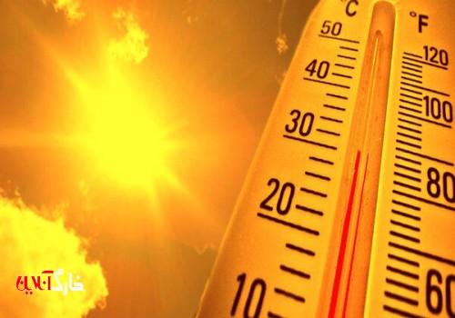 شرجی در گناوه به ۹۳ درصد رسید/دمای حدود ۵۰ درجه در برازجان و اهرم