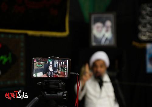 شش ساعت پخش آنلاین حسینه مجازی جزیره خارگ تا شب دوازدهم محرم + تصویر