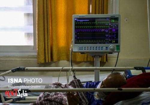 فوت ۴۷۶ بیمار کرونایی در شبانهروز گذشته/ شمار جانباختگان به ۴۳۴۱۷ تن رسید