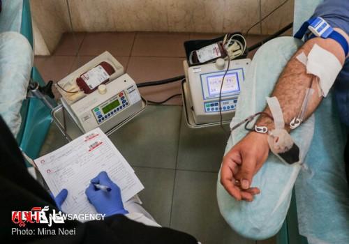 کمبود ذخایر گروه خونی AB در استان بوشهر