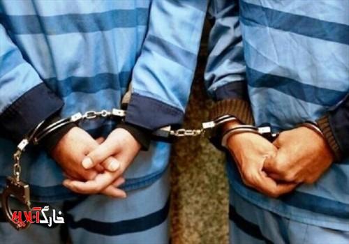 اعضای باند حرفهای سرقت مغازه در استان بوشهر دستگیر شدند
