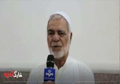 شیخ جمات مژده، مردم جزیره خارگ را به اهدای خون دعوت کرد