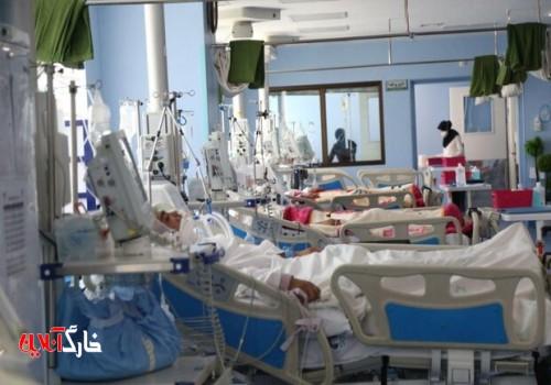 بستری بیماران در بخشهای کرونایی استان بوشهر افزایش یافت