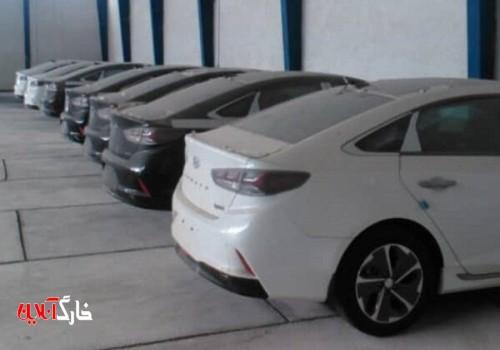 ۴۴ دستگاه خودرو خارجی در بوشهر توقیف شد
