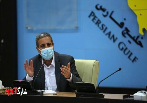 اولویت کارخانجات سیمان بوشهر تامین نیازهای استان باشد