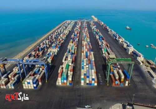 میزان صادرات گمرکات استان بوشهر ۵۰ برابر حجم واردات بوده است