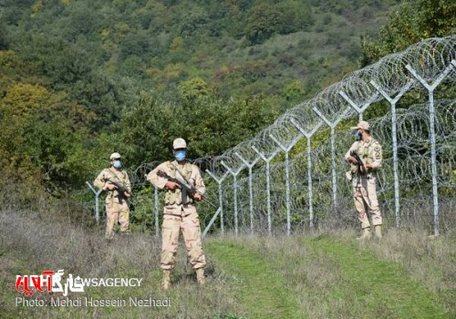 استقرار تجهیزات مدرن در مرزها/ توان عملیاتی مرزبانی تقویت شد