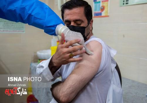 اطلاعیه علوم پزشکی بوشهر درباره واکسیناسیون همگانی کرونا