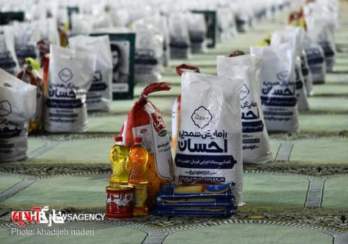 ۱۰ هزار بسته معیشتی بین خانوارهای نیازمند استان بوشهرتوزیع میشود