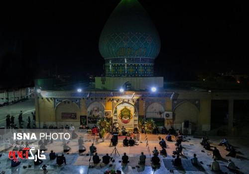 لیالی قدر، شب بیست و یکم - بوشهر