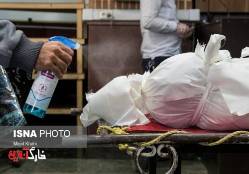 ۳۴۴ فوتی جدید کرونا در کشور /مجموع جانباختگان از ۷۳ هزار نفر فراتر رفت