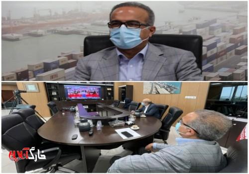 سامانه حفاظت الکترونیک بوشهر و مجتمع بندری نگین بهرهبرداری شد