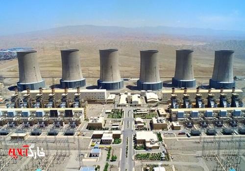 اتصال برق نیروگاه عسلویه به شبکه سراسری