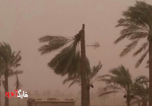 هوا در بوشهر دگرگون میشود