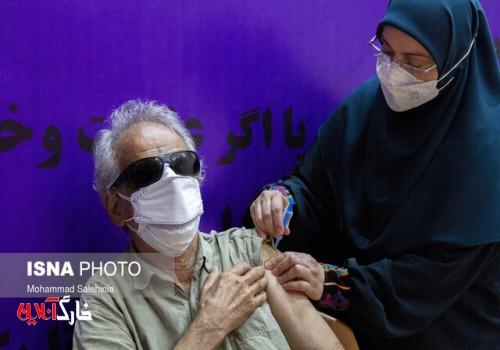 ۶۴ درصد ۶۰ سالها در دیّر واکسن کرونا زدهاند