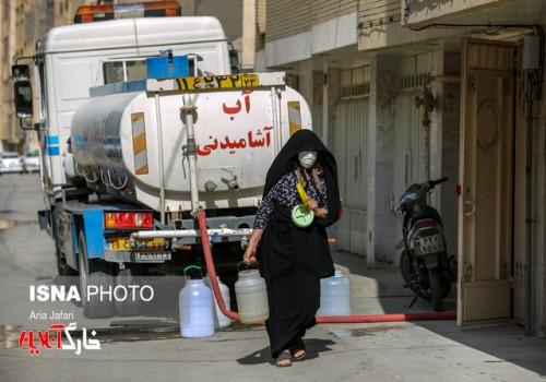 انتقال آب خلیجفارس و ساحلنشینان تشنه لب