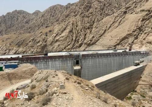 پیشرفت ۶۵ درصدی خط انتقال سد باغان در استان بوشهر