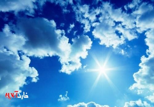 پوشش ابر در بوشهر افزایش مییابد/ بارش باران در روزهای آینده