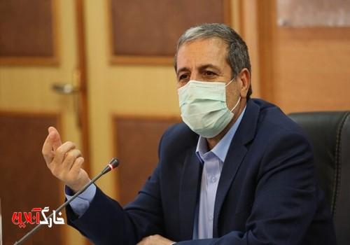 بندر آزاد بوشهر به هیچوجه به سمت واردات کالا حرکت نمیکند