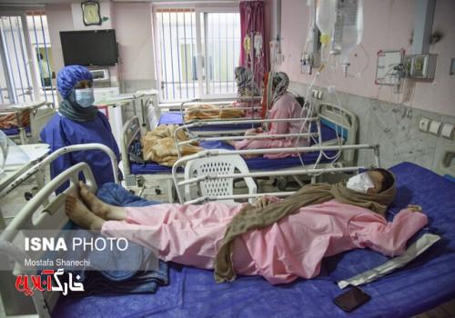 افزایش دوباره مرگهای کرونایی در کشور / ۲۱۳ فوتی و ۲۵۴۴۱ ابتلا در ۲۴ ساعت گذشته