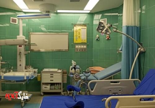 ۲ میلیارد تومان تجهیزات برای بیمارستان دیر خریداری شد