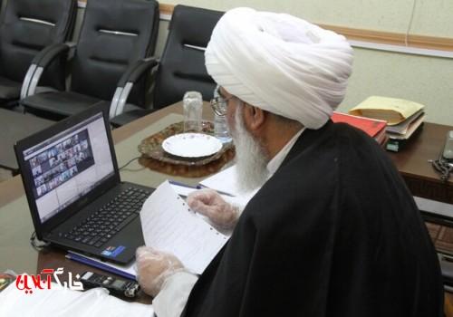 طراحی سند ستادهای نماز جمعه بوشهر با کمک جهاد دانشگاهی