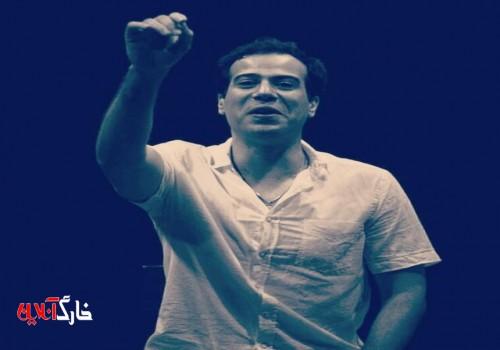 وداع همیشگی بازیگر تئاتر بوشهر با پلاتو+ فیلم