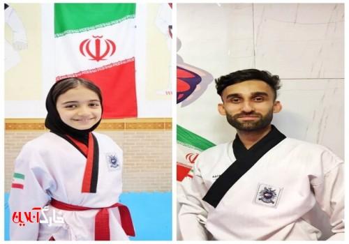 درخشش تکواندو کاران بوشهری در عرصه بینالمللی