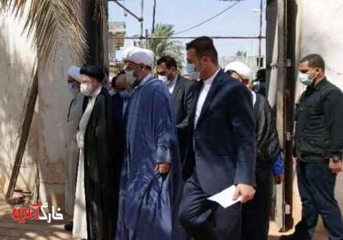 رئیس جمهور از موزه شهید رئیسعلی دلواری بازدید کرد