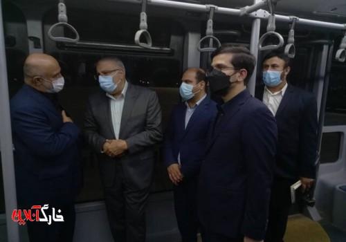 وزیر نفت وارد بوشهر شد