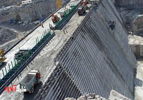 خط انتقال آب سد خاییز به اراضی کشاورزی تنگستان اجرا میشود