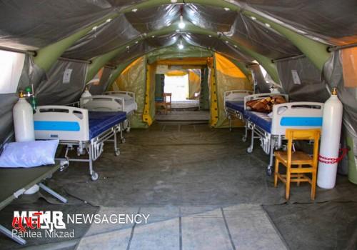 بیمارستان صحرایی در دوراهک برپا میشود