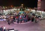 برگزاری برنامه شاد و مفرح برای اهالی خارگ با همت شهرداری