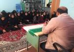 نشست بصیرتی انقلاب در مدرسه شهید خسته جلالی برگزار شد.