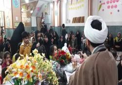 جشن میلاد حضرت زهرا (س) ویژه بانوان در حسینیه اعظم جزیره خارگ برگزار شد