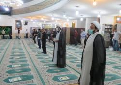 مراسم احیای شب قدر و شب شهادت امام علی (ع) در جزیره خارگ+تصاویر