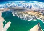 تصویر خیره کننده خلیج فارس از منظر ایستگاه فضایی بینالمللی