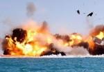 سپاه چگونه آمریکا را در خلیج فارس