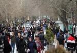 برگههای تردد در مازندران باطل شد/شلوغی بازارهای سنتی