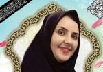 تشییع پیکر اولین بانوی شهید مدافع سلامت شهرستان اهر