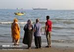 جزایر هرمزگان در وضعیت نارنجی قرار گرفتند/ورود مسافر ممنوع شد