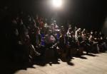 همایش نمایشنامه خوانی گرامیداشت شهدای مدافع سلامت در خارگ برگزار شد