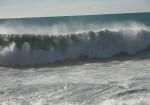 وزش باد بسیار شدید روی خلیج فارس/ ارتفاع موج به ۳ متر میرسد