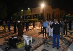 مراسم احیای اولین  شب قدر در قلات قاره منطقه خارگ برگزار شد