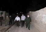 دیدار فرمانده سپاه ثار الله جزیره خارگ و هیات همراه با خانواده های شهدا ورزمندگان