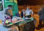 جشن میلاد پیامبر (ص) و امامصادق (ع) در جزیره خارگ برگزار شد