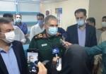 ۲ بیمارستان در اهواز توسط سپاه خوزستان وارد مدار خدمترسانی شد
