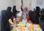 ۴۳۰ بسته لوازم التحریر به دانش آموزان نیازمند اردبیل اهدا شد