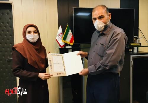 با رکورددار اهدای خون در استان بوشهر آشنا شوید/ اهدای 130 مرتبه خون +عکس
